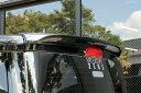 M'z SPEED リアウイング 未塗装品 キューブ NZ12 Z12 08/11〜...