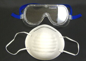 Disaster set the face Protector set