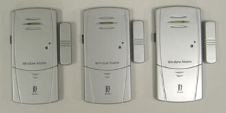 ★★A window sensor (super thin window alarm, window sensor) (there is the thing of .1 four .2 sets elsewhere)