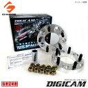 DIGICAM[デジキャン]鍛造ワイドトレッドスペーサーP.C.D114.3...