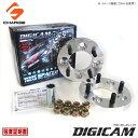 DIGICAM[デジキャン]鍛造ワイドトレッドスペーサーP.C.D100-4...