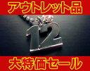 [大特価セール]アウトレット大特価スーパーGTカーナンバーネックレスNo.12/TEAM IMPUL