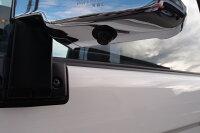 直前直左鏡対応カメラ取付施行一式ディフェンダーフロントカメラ&サイドカメラ取付その他付帯装置一式含む※バックカメラ取付料別途2DINナビ装着車両車種モデルにより異なりますナビ同時装着価格
