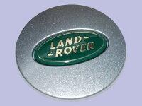 ホイールキャップ/ホイールセンターキャップグリーンロゴLANDROVER直径約60mm[適合車種]セカンドレンジローバー/ディスカバリー2
