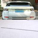 AL ブライトシルバー ABS リアトランク リッド トリム レンジ...