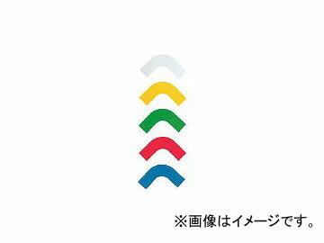 ユニット/UNIT コーナーテープ(PET) 緑 10枚組 50幅用(0.16厚) 86262(3240720) JAN:4582183900170