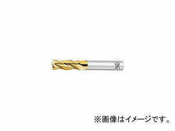 オーエスジー/OSG ハイスエンドミル TIN 多刃ショート 23mm EXTINEMS23(6320015)