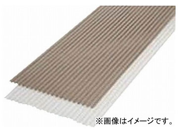 IRIS ポリカ波板 10尺 ブロンズ NIPC-1007-BZ(5135893) 入数:10枚:オートパーツエージェンシー