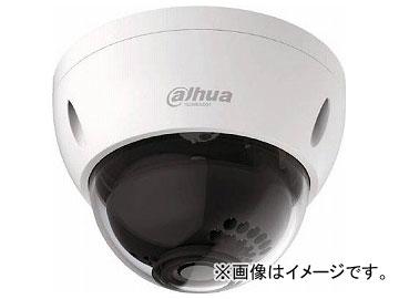 Dahua 2.4M IR防水ドーム型カメラ φ110×81.0 ホワイト DH-HAC-HDBW2220EN-0360B(8193335):オートパーツエージェンシー