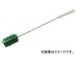 トラスコ中山 パイプブラシ 30mm HACCP対応 グリーン TPB-MH-GN(8191607)