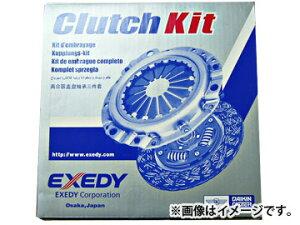 エクセディ/EXEDY クラッチキット FJK005 スバル サンバー TV1 EN07 バン 1999年02月? 660cc