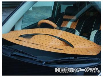 バタフライシステム モノグラム ダッシュマット トヨタ エスティマ ACR.GSR50W 2006年01月〜