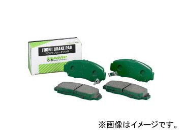ハンプ ブレーキパッド フロント ホンダ CR-Xデルソル