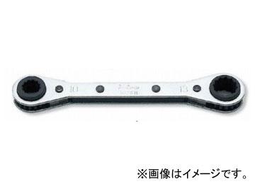 コーケン/Koken ラチェットスパナ(4サイズ) 102KM(BH)-13・14×15・17