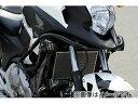 2輪 ヘプコ&ベッカー エンジンガード 501973-0001 ブラック ホンダ NC750X 2014年 JAN:4548664663309