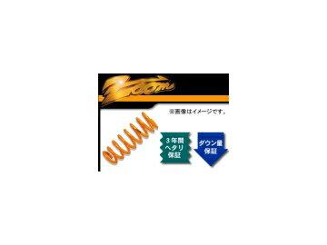 zoom/ズーム 200kgf/mm^2 ダウンフォース リア トヨタ/TOYOTA カルディナ ET196V 5EFE H4/11〜 バン・R・ブロック