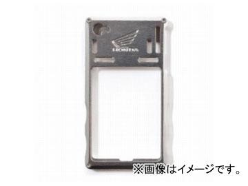2輪ホンダライディングギアアルミビレットiPhoneカバーATypeEP-R95シルバー品番:0SYEP-R95-S