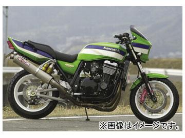2輪ヤマモトレーシングspec-AマフラーTI4-2-1チタン品番:41102-21TTBカワサキZRX1100