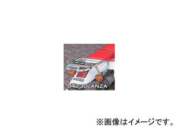 2輪ラフ&ロードRALLY591スーパーライトキャリアアルミバフ仕上げRY59112ヤマハDT230ランツァ