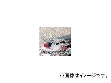 2輪ラフ&ロードRALLY591スーパーライトキャリアアルミバフ仕上げRY59105ヤマハセロー225(セル付)