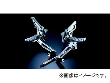 2輪アグラスバックステップ2ポジション品番:P002-9512ヤマハXJR1300JAN:4520616587451