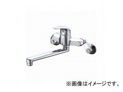 三栄水栓/SANEI シングル混合栓 寒冷地用 K1711K JAN:4973987605499
