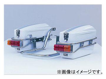 2輪旭風防/AF-ASAHIチャンピオンバッグデラックスAC-1カワサキ車用カラー:白,黒125cc~750cc