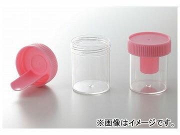 アズワン/AS ONE ビオラモサンプル採取カップ(スプーン付き) VSC-500 品番:2-6725-51