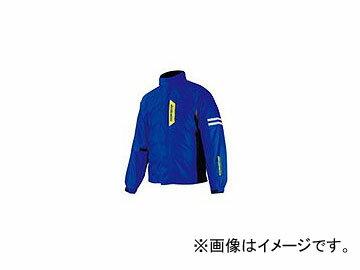2輪 コミネ RK-539 ブレスターレインウェア フィアート ディープブルー 選べる2サイズ 03-539