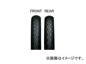 2輪 IRC/井上ゴム タイヤ NF25(フロント) 18インチ 3.00-18 4PR TL 101957 JAN:4571244850202