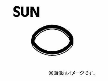 SUN/サン オイルパンドレンコックパッキン 鉄リング ミツビシ車用 DP403 入数:20個