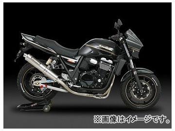 2輪ヨシムラマフラー機械曲チタンサイクロン110-284F8290TC/FIRESPEC(カーボンカバー)カワサキZRX1200DAEG2009年~2010年