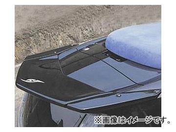 2輪サインハウスカムストックリアスポイラードラッグボンバー00055297無塗装白ゲルヤマハマグザム