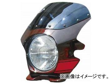 2輪NプロジェクトスーパーバイカーズビキニカウルブラスターII21218JAN:4571115629692STDCDブラウン(S)カワサキZEP1100RS2007年