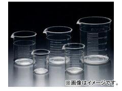 アズワン/AS ONE TPX(R)ビーカー 手なし 100ml 品番:6-219-01
