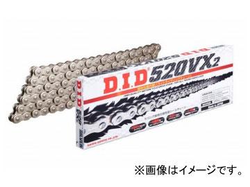 2輪D.I.DシールチェーンVXシリーズ520VX2スチール150LJAN:4525516356718カワサキニンジャZX-6R