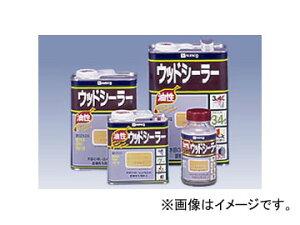 カンペハピオ/KanpeHapio 油性 ウッドシーラー とうめい 0.7L 入数:10個
