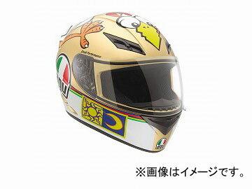 2輪 AGV/エージーブイ フルフェイスヘルメット K-3 バレンティーノ・ロッシ カラー:THE CHICKEN