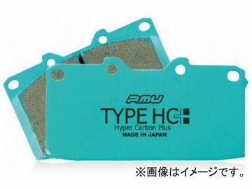 Projectμ ブレーキパッド フロント TYPE HC+ F718 ミラ ムーブ L200S L210S L500S L502S L502S(T...
