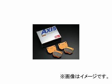 アクシス/Axis ブレーキパッド リア TypeG 475 スバル/富士重工/SUBARU インプレッサ フォレスター レガシイ