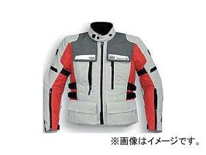 2輪 プロト レブイット ライディングウェア サンド テキスタイル ジャケット 4020/シルバー×レ...