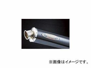 2輪プロトストライカーマフラー(スポーツ)チタンフルEX/UPP003-3211カーボンカワサキゼファー1100PF02