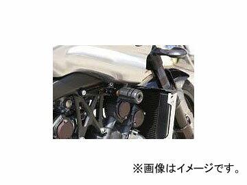 2輪 ベビーフェイス フレームスライダー フレーム P040-1058 ブラック ヤマハ V-MAX1700 2009年〜2010年