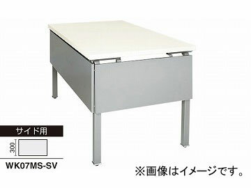 ナイキ/NAIKIリンカー/LINKERウエイク幕板サイド用シルバーWK07MS-SV624×15×300mm