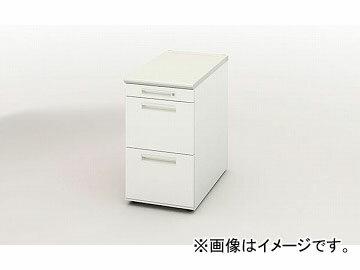 ナイキ/NAIKIリンカー/LINKER脇デスクホワイトCNE047C-HH400×700×700mm