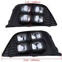 AL LED デイタイム ホンダ フィット ジャズ MK3 GK5 2014 201...