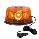AL 12/24V 8-COB LED エマージェンシー 警告ストロボライト 5...
