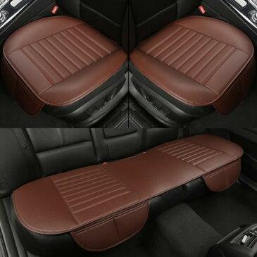 AL ユニバーサル レザー シートクッション 適用: ジープ 全モデル グランド チェロキー レネゲード コンパス コマンダー チェロキー ブラウン〜ブラック AL-EE-8453