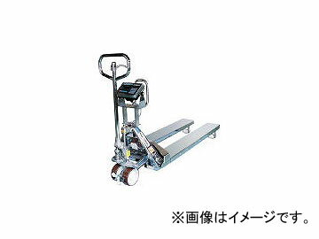 田中衡機工業所/TANAKA ハンドパレットスケール防水 DPS1000ESUS