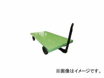 佐野車輛製作所/SANO 4輪ナックル式トレーラー 最大積載荷重 10000kg L40FN4100N(4529260)